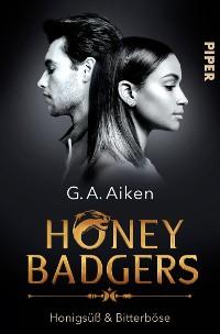 Cover Honey Badgers