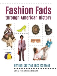 Cover Fashion Fads Through American History