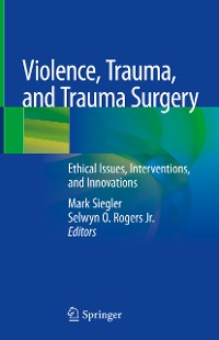 Cover Violence, Trauma, and Trauma Surgery