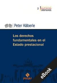 Cover Los derechos fundamentales en el Estado prestacional