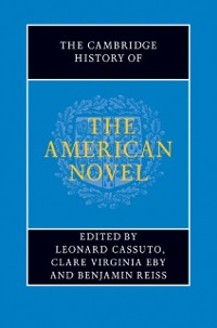 Cover Cambridge History of the American Novel