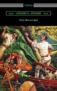 Cover Three Men in a Boat