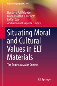 Cover Situating Moral and Cultural Values in ELT Materials
