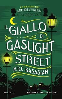 Cover Il giallo di Gaslight Street