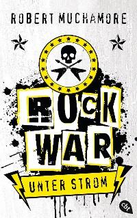 Cover Rock War - Unter Strom
