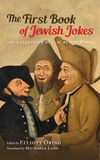 Cover The First Book of Jewish Jokes