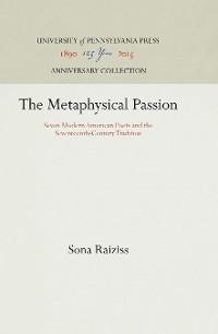 Cover The Metaphysical Passion