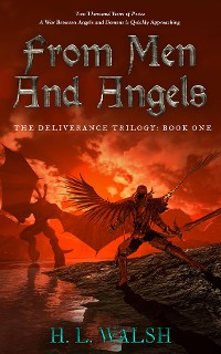 Cover From Men and Angels: The Deliverance Trilogy