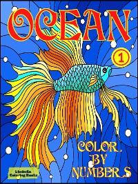 Cover Ocean 1 Color by Numbers