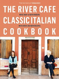 Cover The River Cafe Classic Italian Cookbook