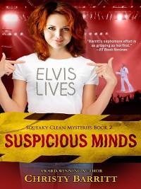 Cover Suspicious Minds