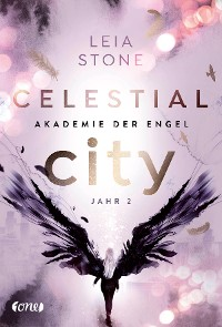 Cover Celestial City - Akademie der Engel