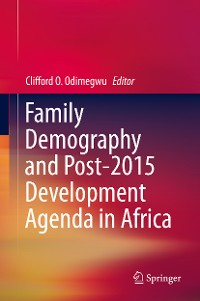 Cover Family Demography and Post-2015 Development Agenda in Africa