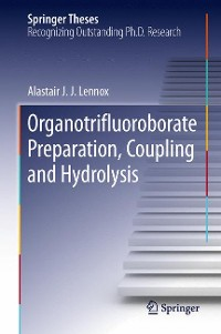 Cover Organotrifluoroborate Preparation, Coupling and Hydrolysis