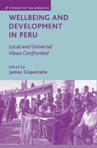 Cover Wellbeing and Development in Peru