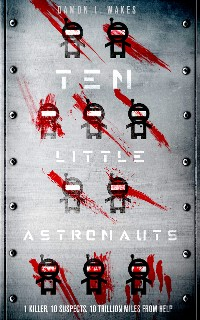 Cover Ten Little Astronauts