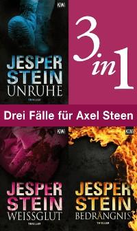 Cover Drei Fälle für Axel Steen (3in1-Bundle)