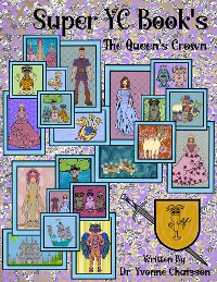 Cover Super YC Book's - The Queen's Crown