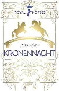 Cover Royal Horses (3). Kronennacht