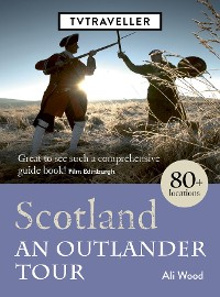 Cover Scotland an Outlander Tour