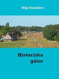Cover Historiska gåtor
