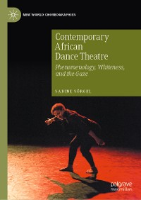 Cover Contemporary African Dance Theatre