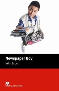 Cover Newspaper Boy