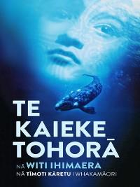 Cover Te Kaieke Tohora