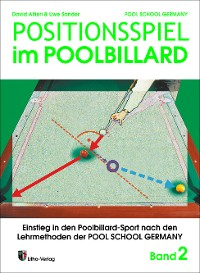 Cover Trainingsmethoden der Pool School Germany / Positionsspiel im Poolbillard