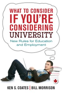 Cover What to Consider If You're Considering University