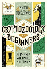 Cover Cryptozoology for Beginners