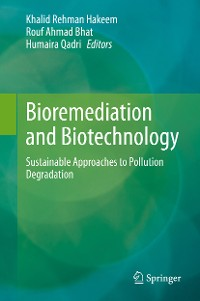 Cover Bioremediation and Biotechnology