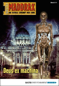 Cover Maddrax 511 - Science-Fiction-Serie