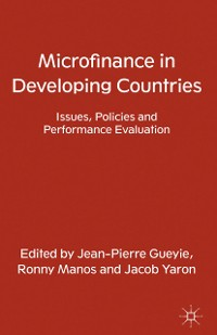 Cover Microfinance in Developing Countries