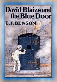 Cover DAVID BLAIZE AND THE BLUE DOOR - A Children's Fantasy Adventure