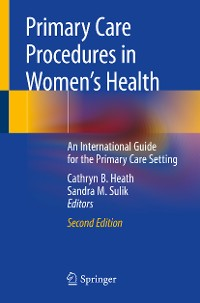 Cover Primary Care Procedures in Women's Health