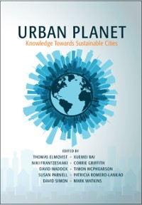 Cover Urban Planet