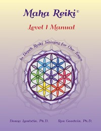 Cover Maha Reiki; Level 1 Manual