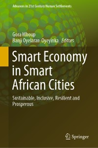 Cover Smart Economy in Smart African Cities