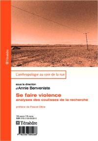 Cover Se faire violence