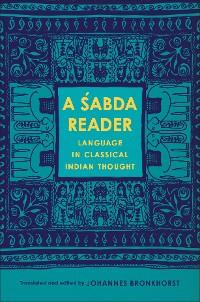 Cover A Śabda Reader
