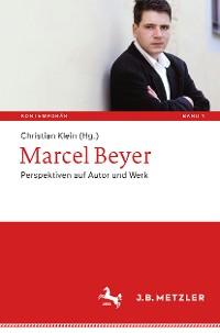 Cover Marcel Beyer