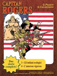 Cover Capitan Rogers 3-4