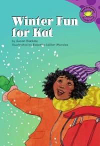 Cover Winter Fun for Kat
