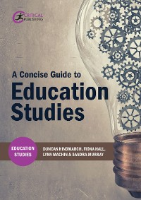 Cover A Concise Guide to Education Studies