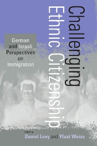Cover Challenging Ethnic Citizenship