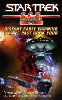 Cover Star Trek: Distant Early Warning
