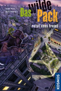 Cover Das Wilde Pack, 13