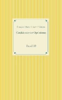 Cover Candide oder der Optimismus