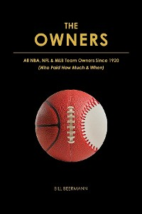 Cover The OWNERS - All NBA, NFL & MLB Team Owners Since 1920